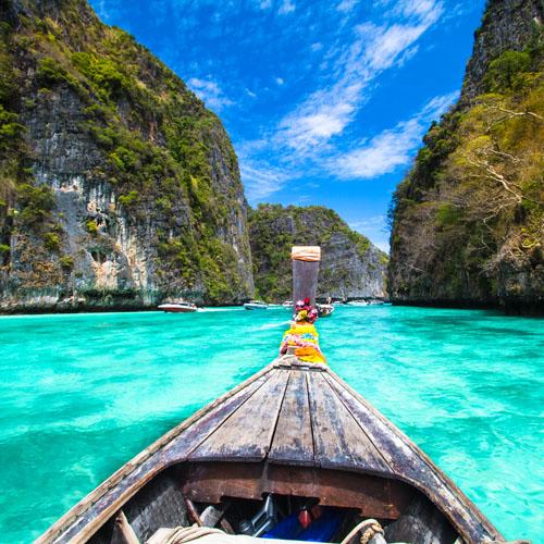 Flüge: Thailand [Juni] - Mit der Lufthansa Group von Berlin, Hamburg, München, Frankfurt uvm. nach Bangkok ab nur 456€inkl. Gepäck