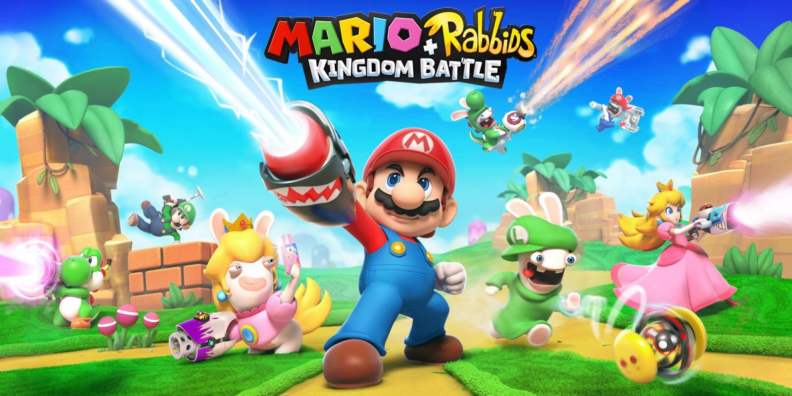 [Nintendo Switch] Mario  + Rabbids: Kingdom Battle 50 % im Nintendo eShop