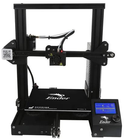 Creality 3D Drucker Ender 3 aus EU-Lager (max. 5 Werktage Lieferzeit)
