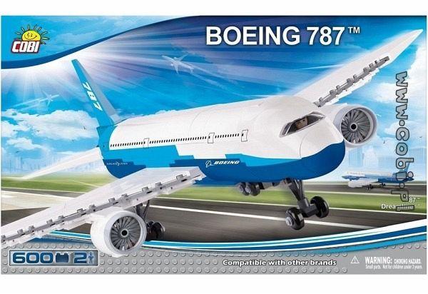 Cobi 787 Dreamliner (26600) für 20,99 Euro durch Masterpass-Aktion bei buecher.de