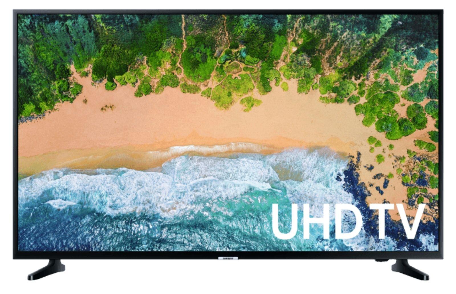SAMSUNG UE65NU7099, 163 cm (65 Zoll), UHD 4K, SMART TV, LED TV, 1300 PQI, DVB-T2 HD, DVB-C, DVB-S, DVB-S2 [mit Shoop ~690€]