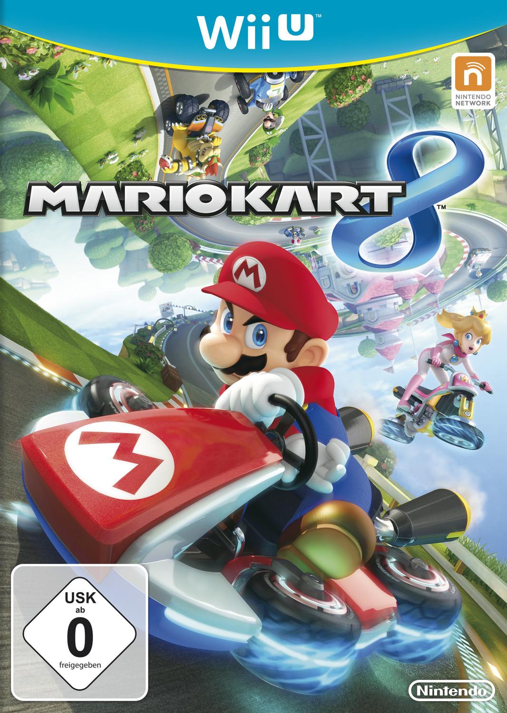 Mario Kart 8 (Wii U) für 22€ (Media Markt)