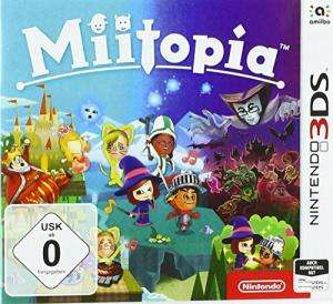 Miitopia (3DS) für 17€ (Media Markt)