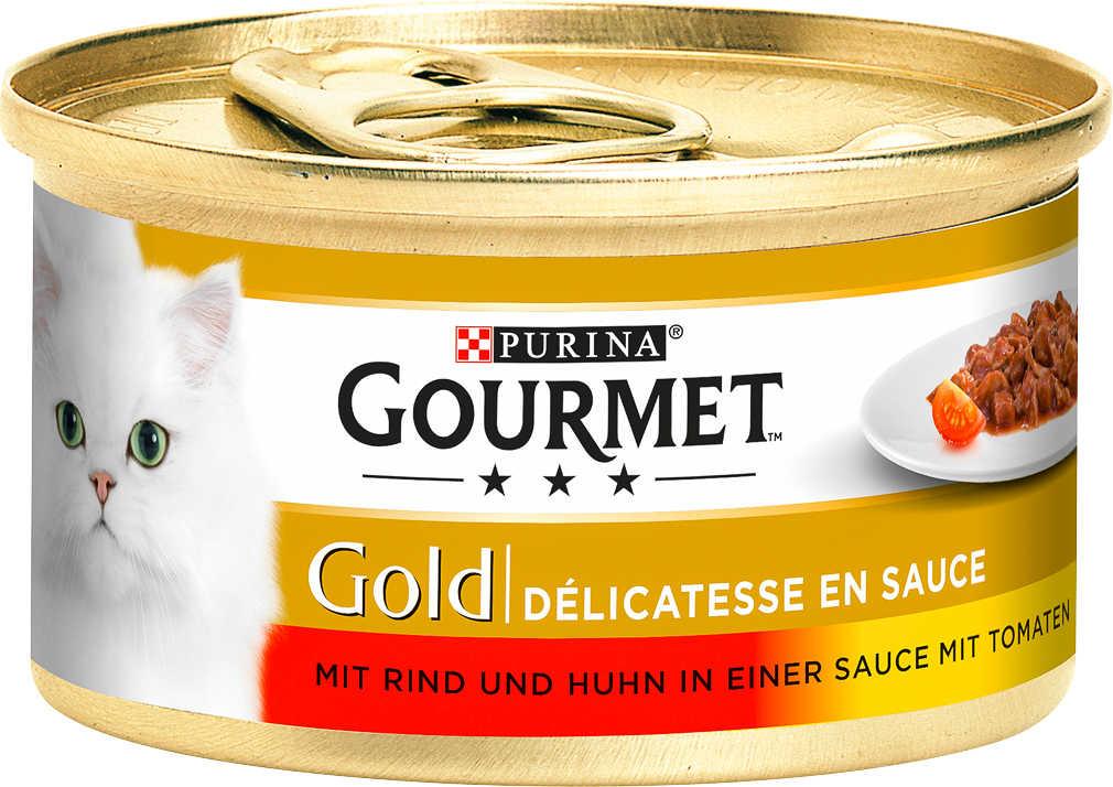 [Kaufland] GOURMET GOLD Katzennahrung