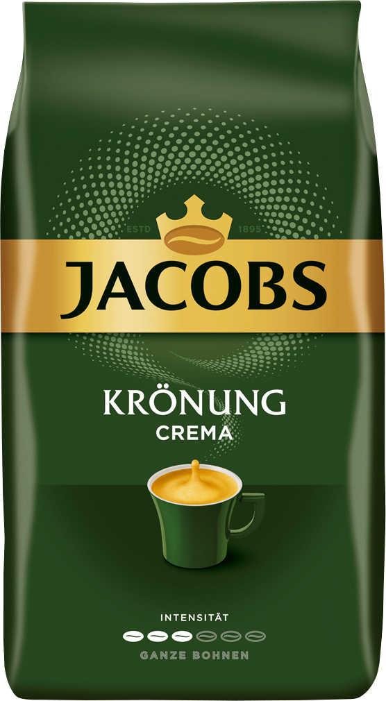 [Kaufland] JACOBS Röstkaffee ganze Bohnen