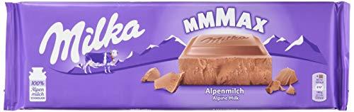 Milka Alpenmilch - Großtafel, 16er Pack (16 x 270 g) - 5,00€ / kg