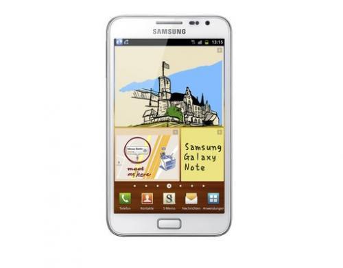Samsung N7000 Galaxy Note Vodafone 329,40€ versnadkostenfrei