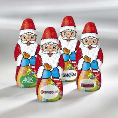 Schokoladen Nikolaus gratis nur am 06.12.2012 im Weltbild Adventskalender