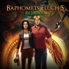 PSN Baphomets Fluch 5 - Der Sündenfall PS 4