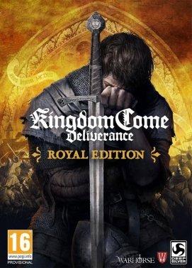 Kingdom Come Deliverance Royal Edition mit allen DLCs (GOG) VPN Ukraine (10€ VPN Russland)