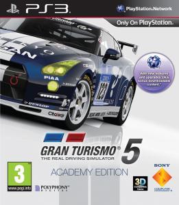 [ZAVVI] Gran Turismo 5: Academy Edition (PS3) für 16,08 Euro