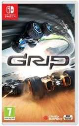 GRIP: Combat Racing (Switch) [Netgames]
