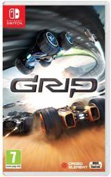 GRIP: Combat Racing(Switch) [Netgames]