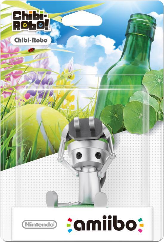Nintendo amiibo Chibi-Robo! für 4,99€ (GameStop)