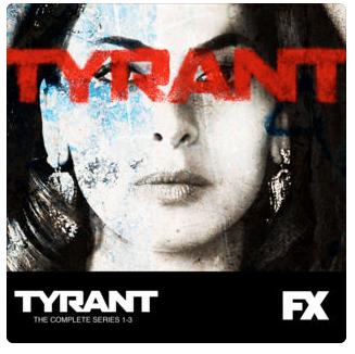 [Itunes US] Tyrant - Die komplette Serie - digitaler HD download - nur OV
