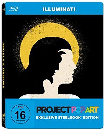 Illuminati - Extended Version Limited Steelbook (Blu-ray) für 5,99€ (Amazon Prime & Saturn)