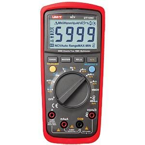 [Reichelt Elektronik] Uni-Trend UT 139C P50 Multimeter, digital, 6000 Counts, TRMS (Paydirekt)