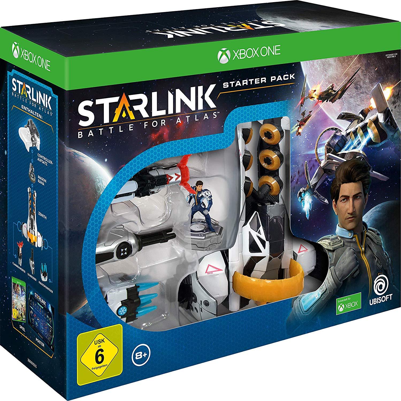 Starlink: Battle for Atlas Starter Pack (Xbox One & PS4) für je 15,99€ (Müller)