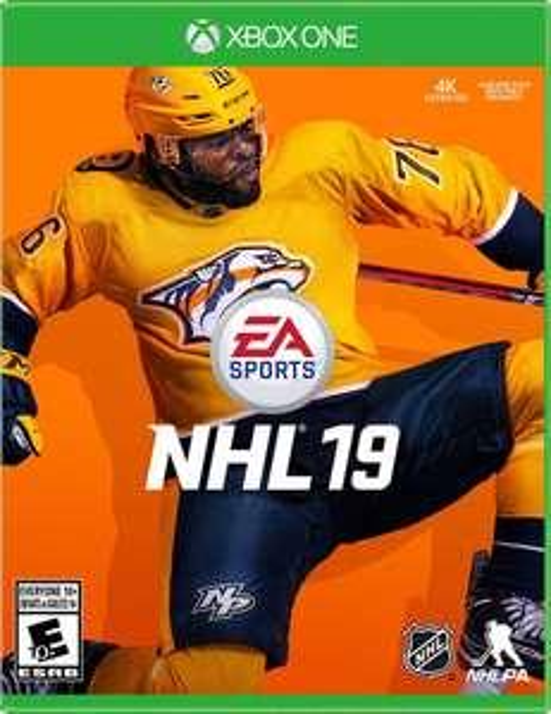 EA Sports NHL 19 (Xbox One) für 22,55€ Amazon US)