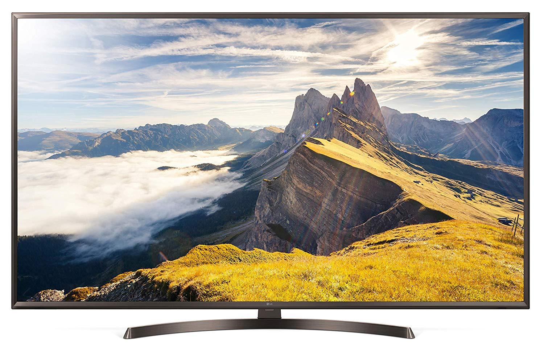 LG 65-Zoll 4K Smart-TV 65UK6400PLF (IPS, UHD, 4K Aktiv-HDR, Triple Tuner, LG Smart TV webOS) [Amazon]