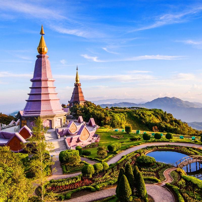 Flüge: Thailand [Nov. - Mär] - Hin- und Rückflug mit Qatar Airways von München nach Chiang Mai ab nur 450€inkl. Gepäck