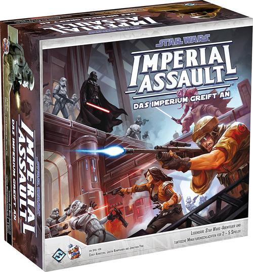 Imperial Assault - Grundspiel und Erweiterungen im Sale