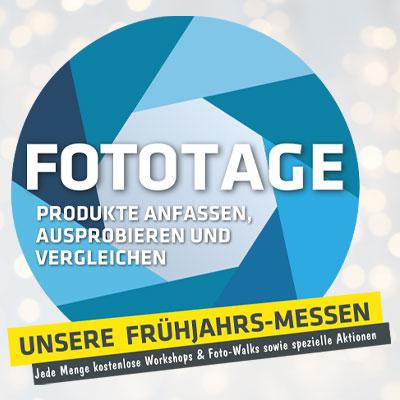 [lokal Ludwigsburg] 10% Rabatt auf Canon/ Nikon/ Fuji am Freitag und Samstag (+Cashback Aktionen)