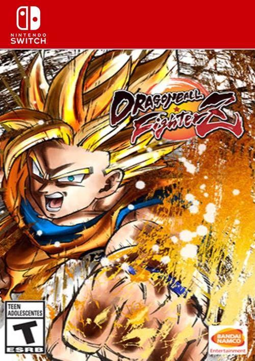 Dragon Ball FighterZ (Switch) für 16,06€ (US Nintendo eShop)