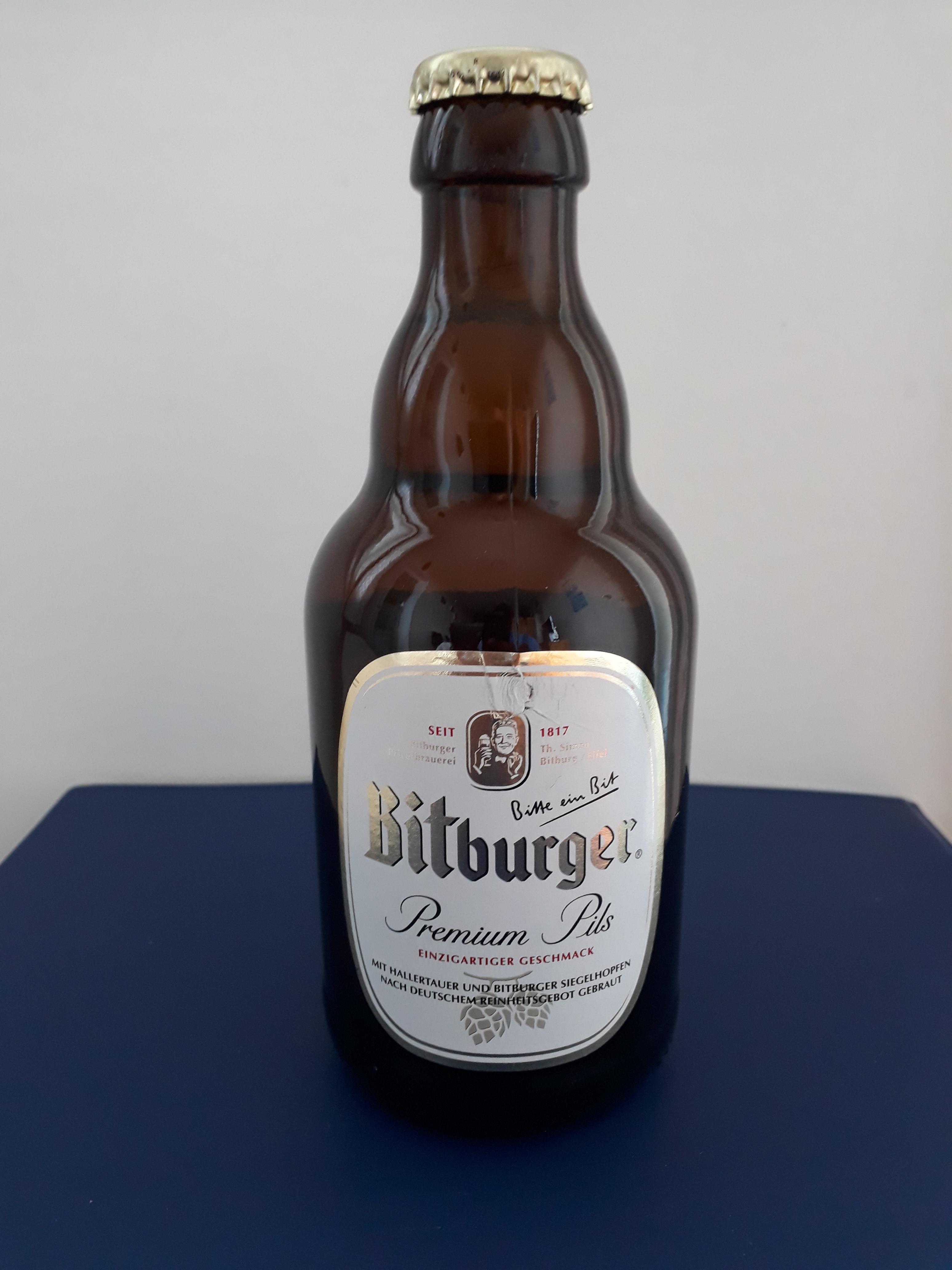 (Lokal GLOBUS Rüsselsheim-Bauschheim) 1 Flasche Bitburger Premium Pils gratis