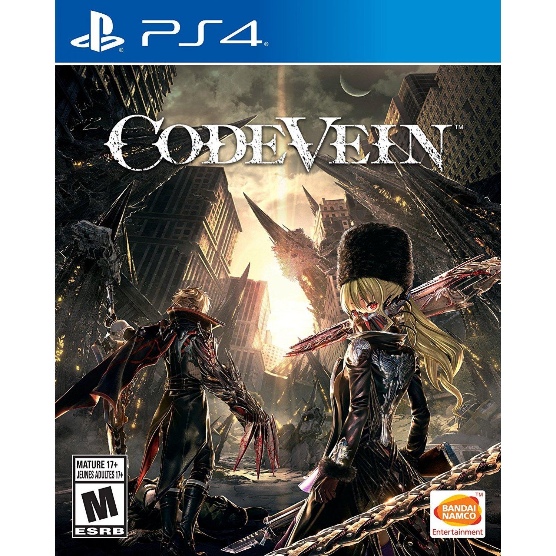 Code Vein kostenlos testen vom 31.05 bis 03.06 (PS4 & Xbox One)