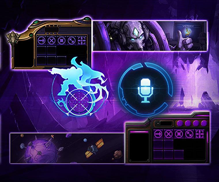 """Kostenloses Starcraft 2 - Paket """"Vorazun: Nerazim"""" [Twitch Prime]"""