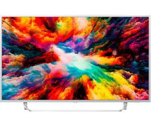 "Philips 65PUS7363 - 65"" 4K Smart TV (VA, Direct LED, 8bit+FRC, 60 Hz, 3-seitiges Ambilight, Android 8)"