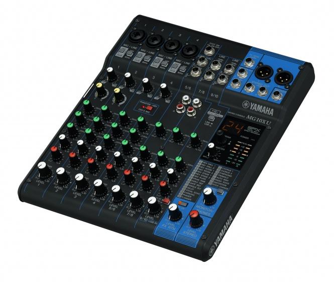 Kompaktes Mischpult mit Effekten und Audio-Interface 50€ unter Vergleichspreis