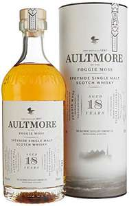 Aultmore 18 Speyside Single Malt Scotch Whisky 0,7l 46% bei [Amazon]