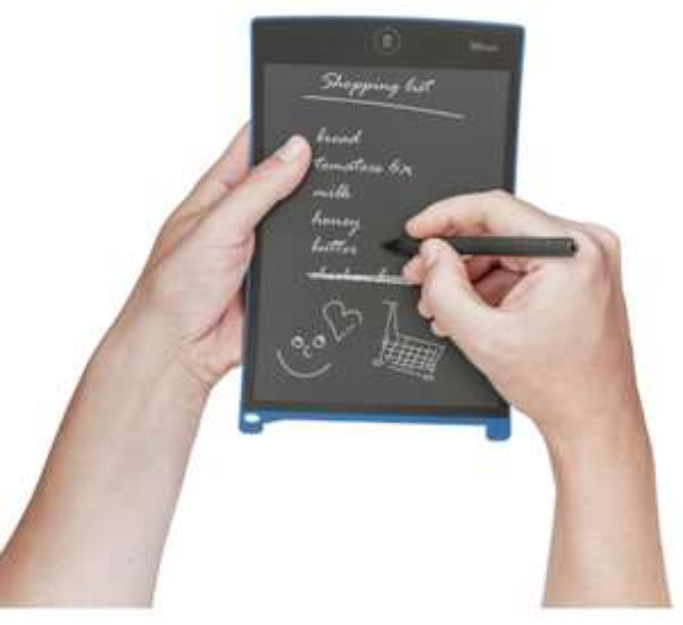 TRUST Wizz Digitales Schreibpad 8.5' LCD