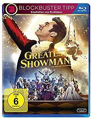 Greatest ShowmanBlu-ray [Amazon Prime]