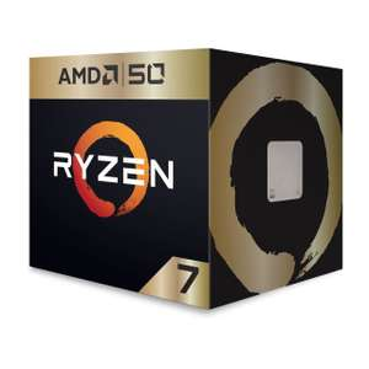 Ryzen 7 2700X 50th Anniversary Edition [Set]