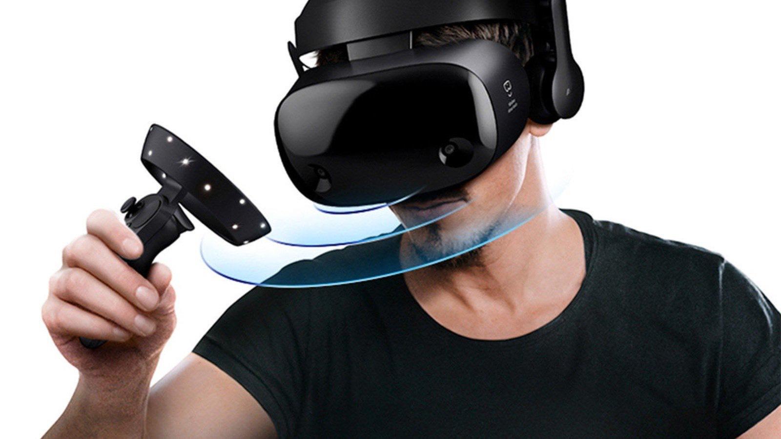 Jetzt noch billiger: Samsung HMD Odyssey+ Windows Mixed Reality Headset