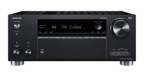 Onkyo TX-RZ730 9.2-Kanal AV-Netzwerk-Receiver schwarz (AccuEQ Advanced, THX Certified Select, Dolby Atmos, DTS:X, AirPlay 2, Chromecast)