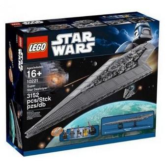 LEGO 10221 - Star Wars Super Star Destroyer