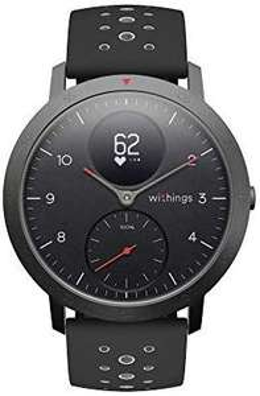 Withings Steel HR Sport - Multisport Hybrid Smartwatch [Amazon & Saturn]