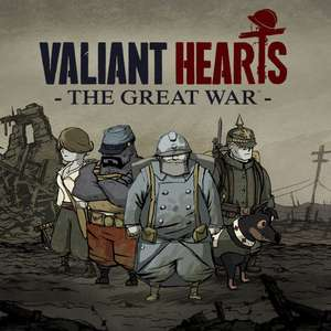 Valiant Hearts: The Great War (Switch) für 9,99€ oder für 8,31€ Schweden (eShop)