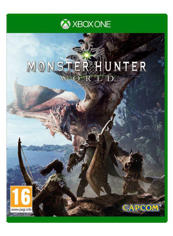 Monster Hunter World (Xbox One) für 19,50€ (Coolshop)