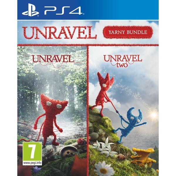 Unravel: Yarny-Bundle (PS4 & Xbox One) für je 17,18€ (Base.com)