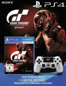 Sony DualShock 4 Limited Edition + Gran Turismo Sport PS4