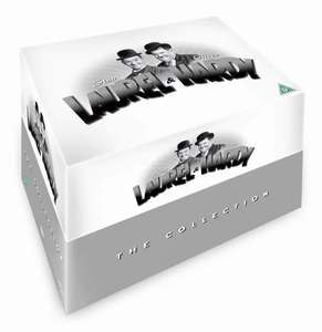 [Amazon UK] Laurel & Hardy - The Collection 21 DVDs inkl. Versand 31€