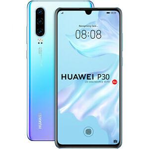 Huawei P30 - 128GB - Breathing Crystal - Dual Sim - Smartphone