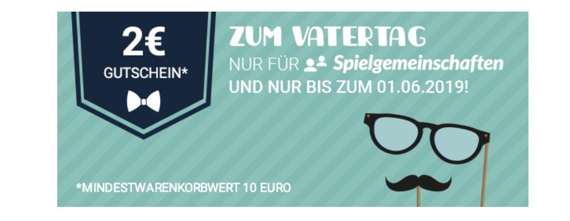 [GMX Lotto] Spielgemeinschaft EuroJackpot10 2€ Rabatt