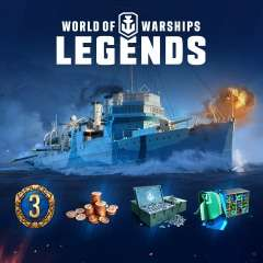 World of Warships: Legends Paket (PS4 & Xbox One) kostenlos (PSN Store PS+)