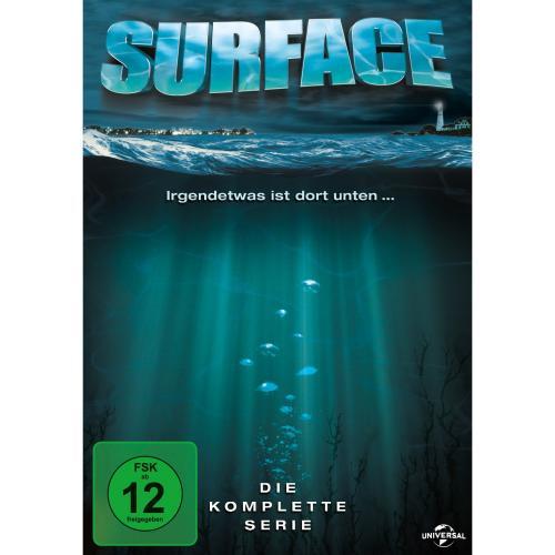 Surface - Die komplette Serie [4 DVDs] für 8,97€ zzgl. Versand @Amazon